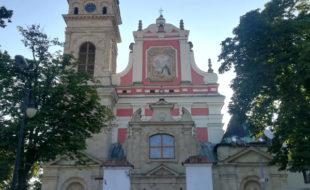Klasztor Dominikanów - Sanktuarium Matki Bożej Dzikowskiej