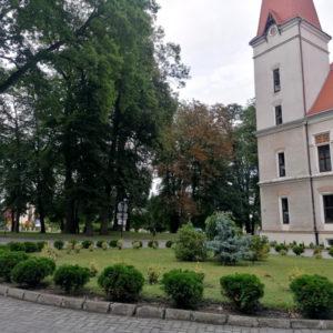 Pałac Myśliwski Mokrzyszów Tarnobrzeg