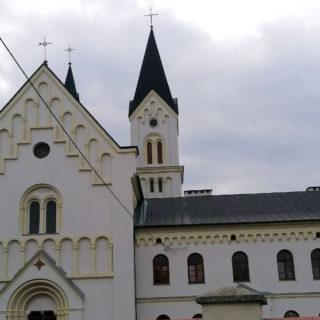 Klasztor Dominikanek Wielowieś Tarnobrzeg